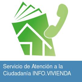 Servicio de Atención a la Ciudadanía INFO.VIVIENDA