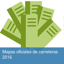 Mapas Oficiales de Carreteras