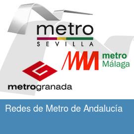 Redes de Metro de Andalucía
