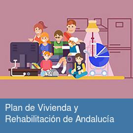 Plan de vivienda y rehabilitación de Andalucía 2016-2020