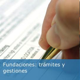 Fundaciones: trámites y gestiones