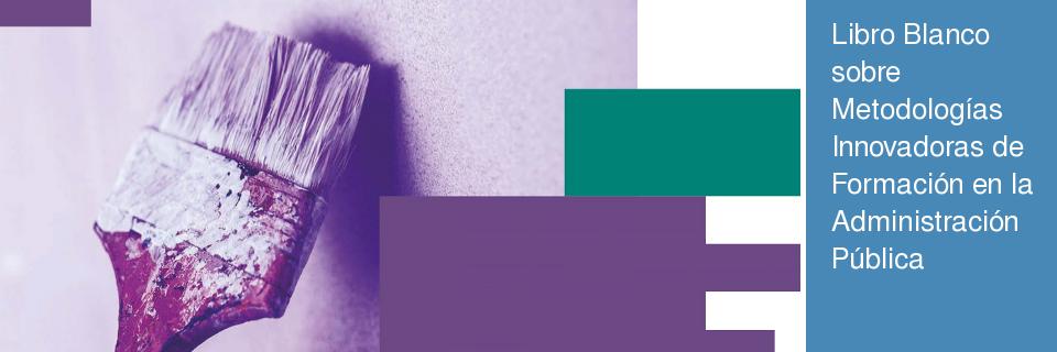 Libro Blanco sobre Metodologías Innovadoras de Formación en la Administración Pública