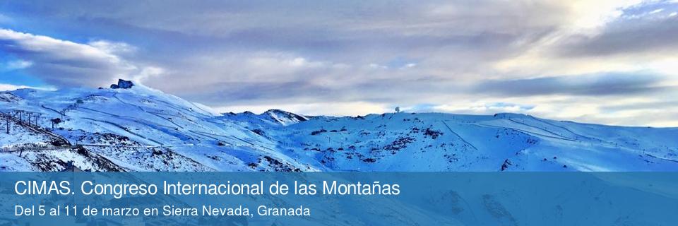 CIMAS. Congreso Internacional de las Montañas