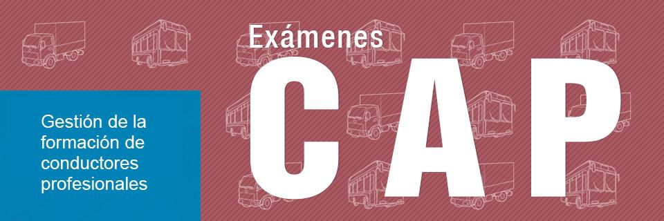 Exámenes Certificado de Aptitud Profesional Acreditativo (CAP)