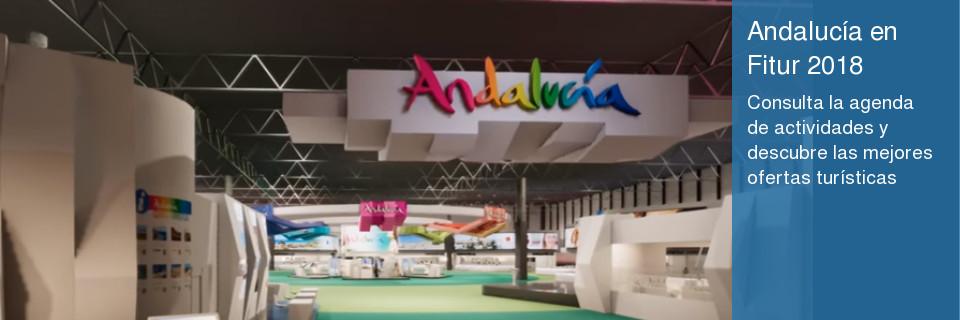 Andalucía en FITUR 2018