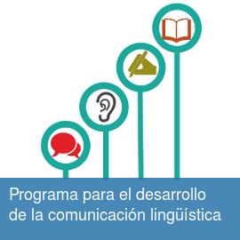 Programa para el desarrollo de la comunicación lingüística