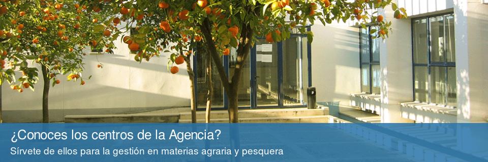¿Conoces los centros de la Agencia?