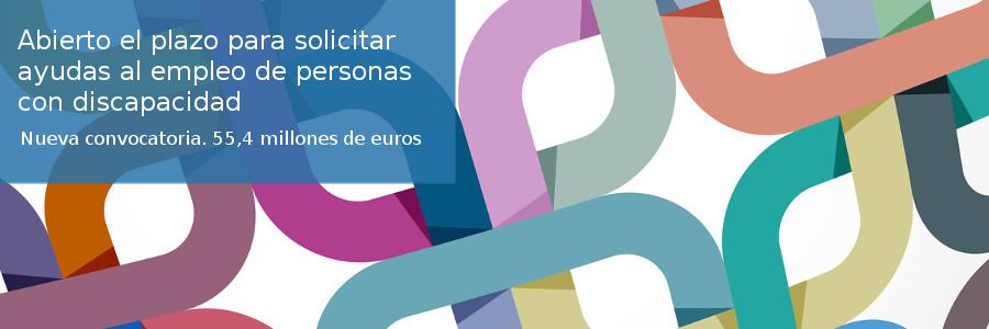 Abierto el plazo para solicitar ayudas al empleo de personas con discapacidad. Nueva convocatoria