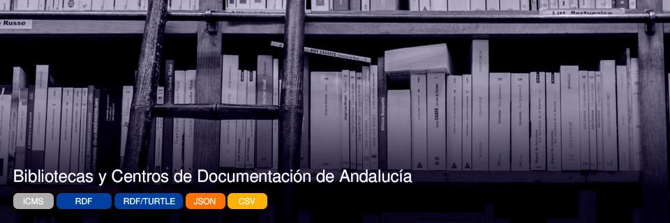 Bibliotecas y Centros de Documentación de Andalucía