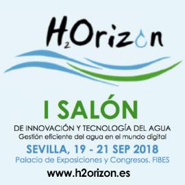 I Salón de Innovación y Tecnología del Agua. Gestión eficiente del agua en el mundo digital.