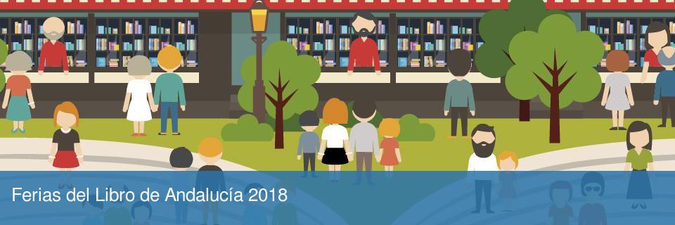 Ferias del Libro de Andalucía 2018