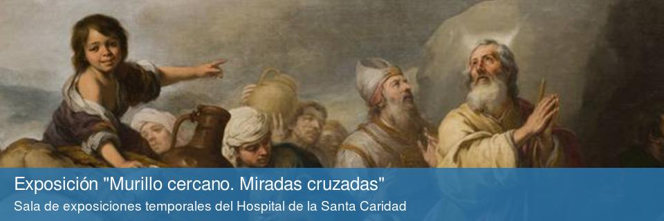 """Exposición """"Murillo cercano. Miradas cruzadas"""""""