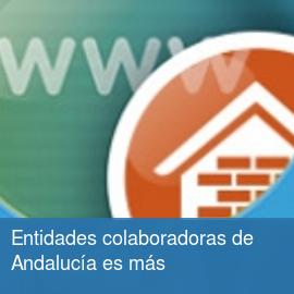 Entidades colaboradoras Andalucía es más