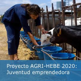 Proyecto Agri-HEBE 2020: Juventud Emprendedora