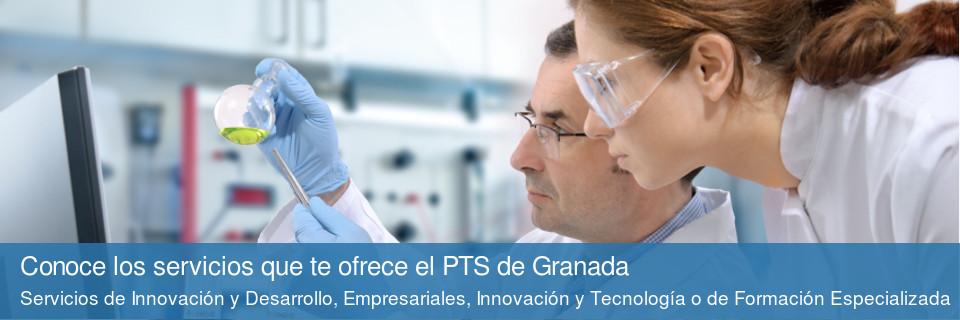 Servicios de la Fundación Pública Andaluza Parque Tecnológico de Ciencias de la Salud de Granada