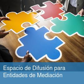 Espacio de Difusión para Entidades de Mediación