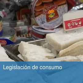 Legislación de consumo