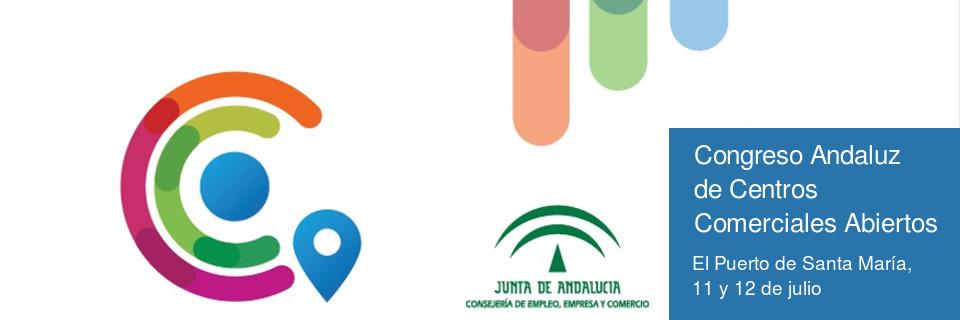 Congreso Andaluz de Centros Comerciales Abiertos (CCA)