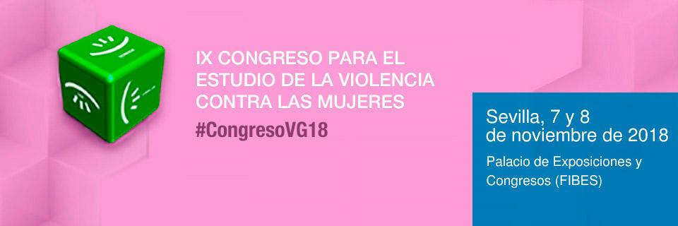 IX Congreso para el Estudio de la Violencia de Contra las Mujeres