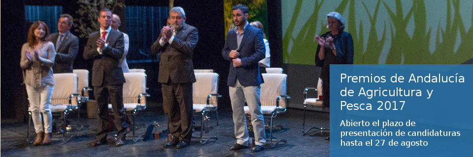 Premios de Andalucía de Agricultura y Pesca 2017