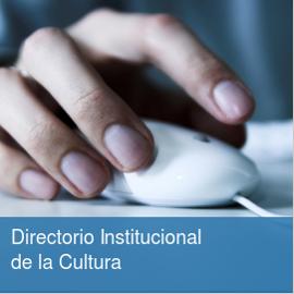 Directorio institucional de la Cultura