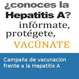 Vacunación frente a la Hepatitis A