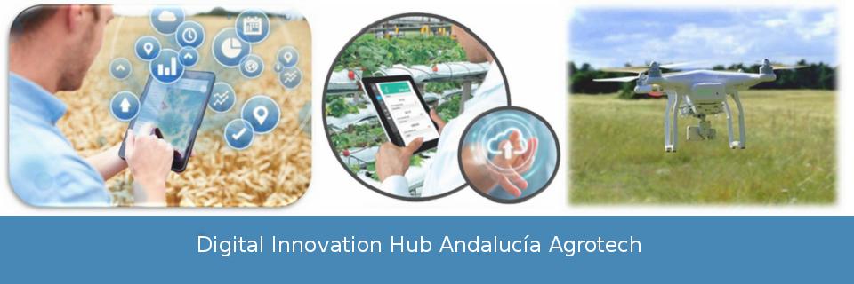 DIH Andalucía Agrotech [Hubs de Innovación Digital]
