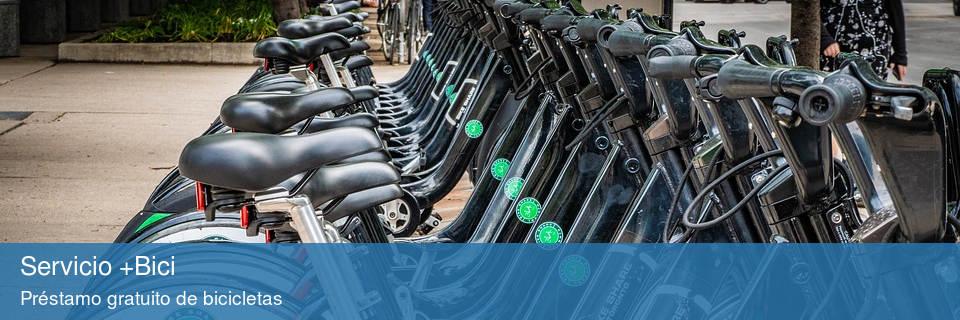 Servicio +Bici