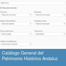 Catálogo General del Patrimonio Histórico Andaluz