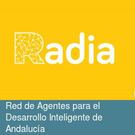 Radia: Red de agentes para el desarrollo inteligente de Andalucía