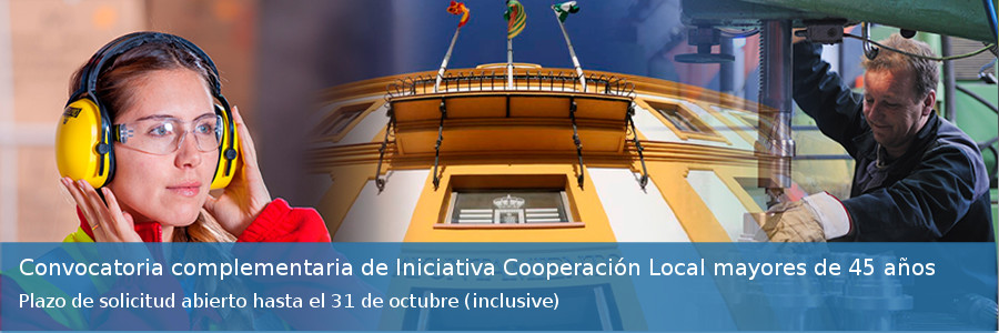 Convocatoria de Iniciativa de Cooperación Local: nuevos planes de empleo