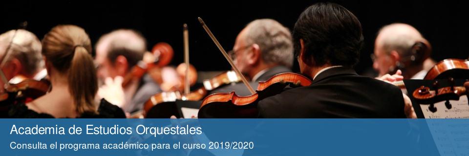 Academia de Estudios Orquestales
