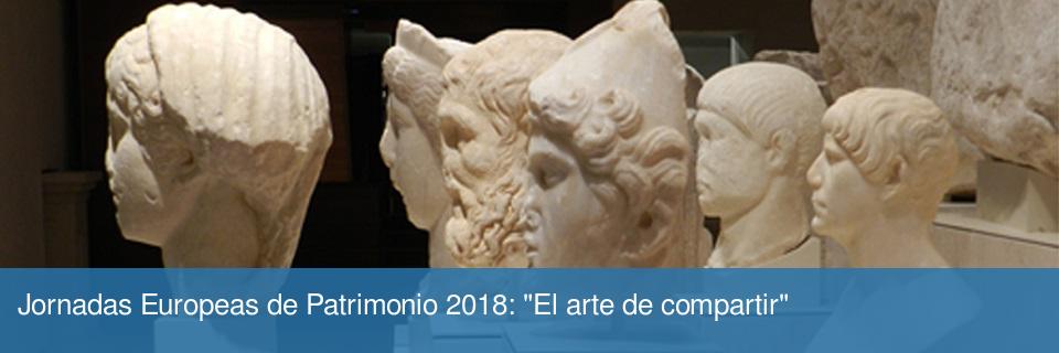 Jornadas Europeas de Patrimonio 2018