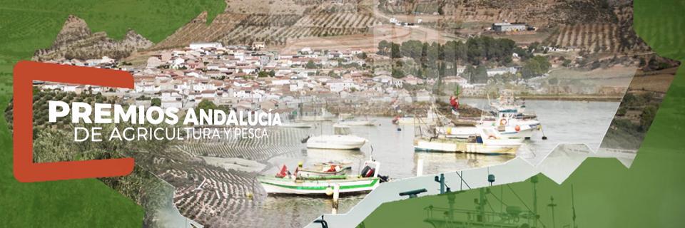 Entrega de Premios Andalucía de Agricultura y Pesca 2017 [XIII Edición]
