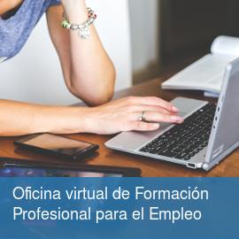 Oficina virtual de Formación Profesional para el Empleo