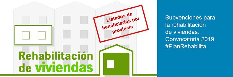 Rehabilitación de viviendas