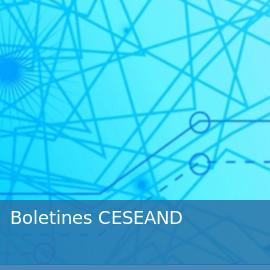 Boletines CESEAND