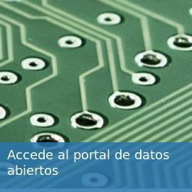 Accede al portal de datos abiertos