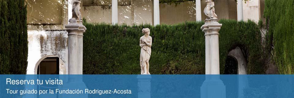 Reserva tu visita: Tour guiado por la Fundación Rodriguez-Acosta