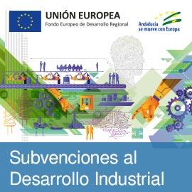Subvenciones para el Desarrollo Industrial 2019