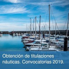 Titulaciones náuticas