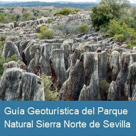 Guía Geoturística del Parque Natural Sierra Norte de Sevilla, Geoparque Mundial de la UNESCO