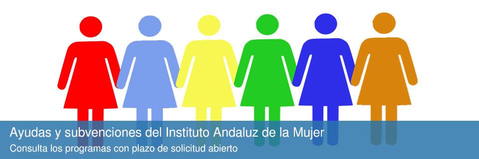 Ayudas y subvenciones del Instituto Andaluz de la Mujer