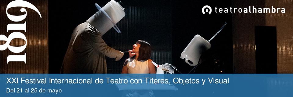 XXI Festival Internacional de Teatro con Títeres, Objetos y Visual