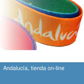 Andalucía, tienda on-line