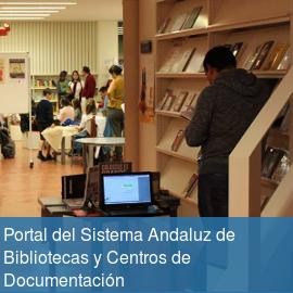 Portal del Sistema Andaluz de Bibliotecas y Centros de Documentación