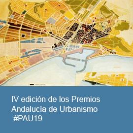 IV edición de los Premios Andalucía de Urbanismo