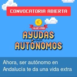 Programa de estímulo a la creación y consolidación del trabajo autónomo en Andalucía