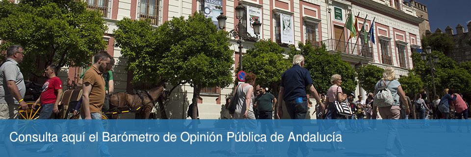 Barómetro de Opinión Pública de Andalucía