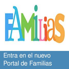 Entra en el nuevo Portal de Familias